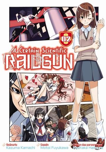 A Certain Scientific Railgun - Kazuma Kamachi