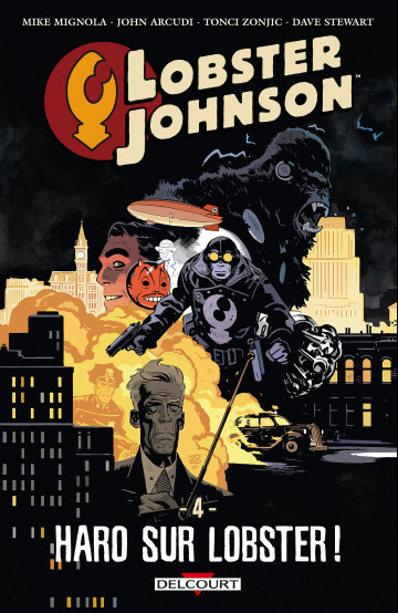 Lobster Johnson - John Arcudi