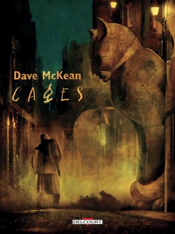 Cages - Dave McKean