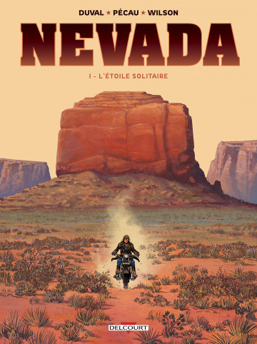 Nevada - Fred Duval