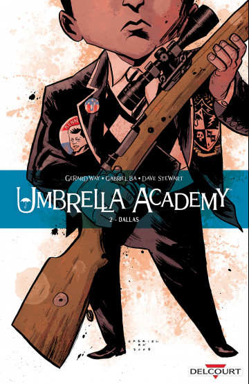 Umbrella Academy - Gerard Way