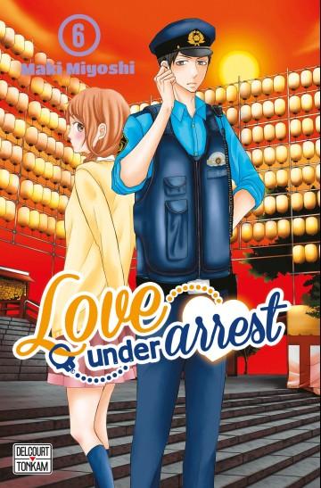 Love under Arrest - Maki Miyoshi
