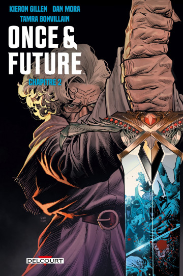 Once And Future - Kieron Gillen