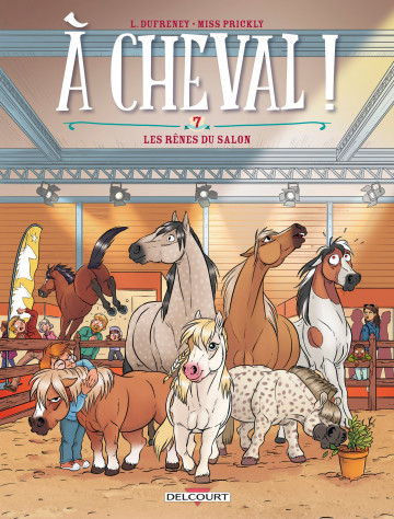 À cheval ! - Laurent Dufreney