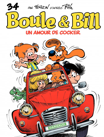 Boule & Bill - Laurent Verron