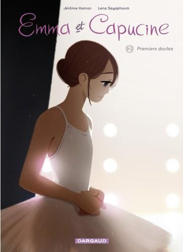 Emma et Capucine - tome 2 - Premiers doutes - Tome 2 | Hamon Jérôme