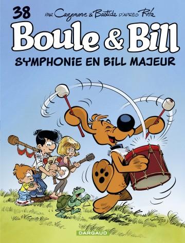 Symphonie en Bill majeur - Tome 38 | Jean Roba
