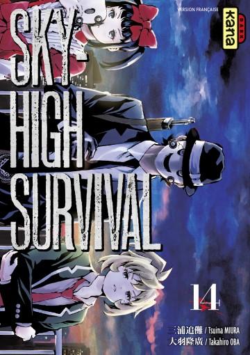 Sky-high survival - Tsuina Miura