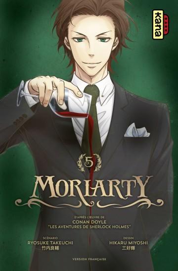 Moriarty - Ryosuke Takeuchi