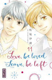 T11 - Love, be loved Leave, be left