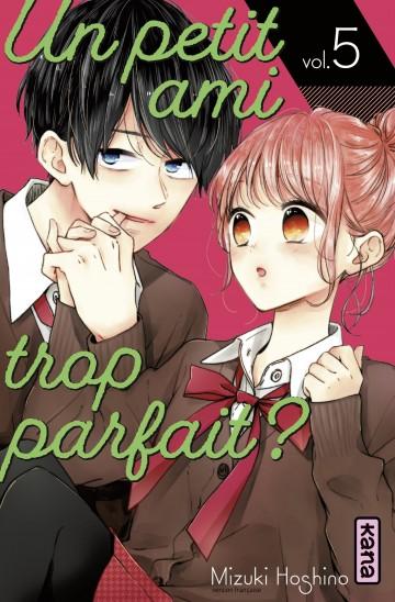 Un petit ami trop parfait ? - Mizuki Oshino