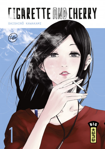 Cigarette and Cherry - Daishiro Kawakami