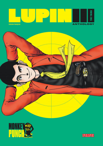 Lupin the third - Monkey Punch