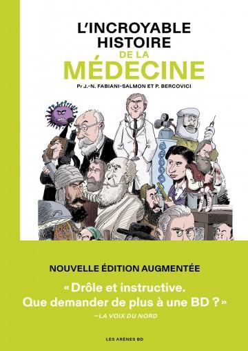 L'Incroyable Histoire de la médecine | Philippe Bercovici