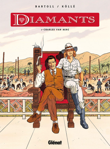 Diamants - Jean-Claude Bartoll