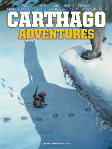 Carthago Adventures - Christophe Bec