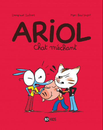 Ariol - Tome 6 : Chat méchant - Tome 6 | Emmanuel Guibert