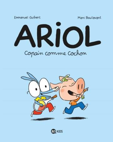 Copain comme cochon - Tome 3 | Emmanuel Guibert
