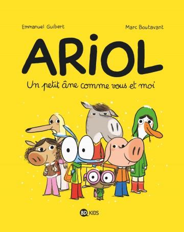 Un petit âne comme vous et moi - Tome 1 | Emmanuel Guibert