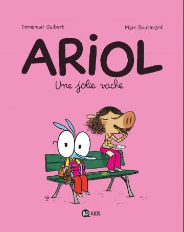 Ariol, Tome 04 : Une jolie vache - Tome 4 | Marc Boutavant