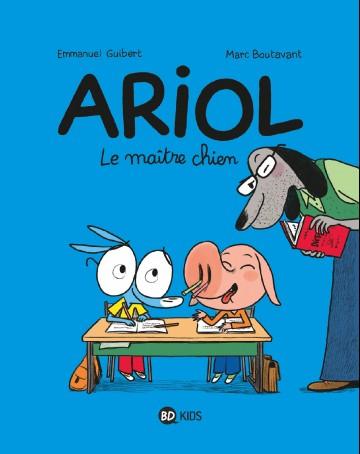 Ariol - Tome 7 : Le maître chien - Tome 7 | Emmanuel Guibert