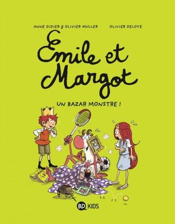 Un bazar monstre - Tome 3 | Anne Didier