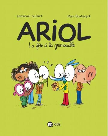 Ariol, Tome 11 : La fête à la grenouille - Tome 11 | Rémi Chaurand
