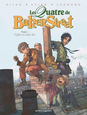 Les Quatre de Baker Street - Jean-Blaise Djian