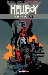T1 - Hellboy and BPRD