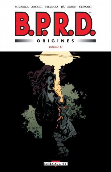 BPRD - Origines - Mike Mignola