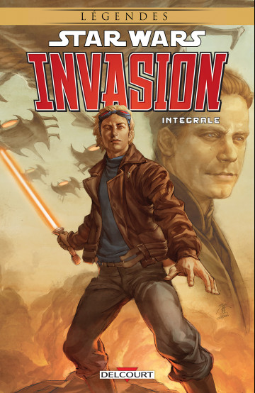 Star Wars - Invasion - Tom Taylor