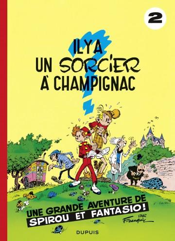 IL Y A UN SORCIER A CHAMPIGNAC - Tome 2 | Franquin