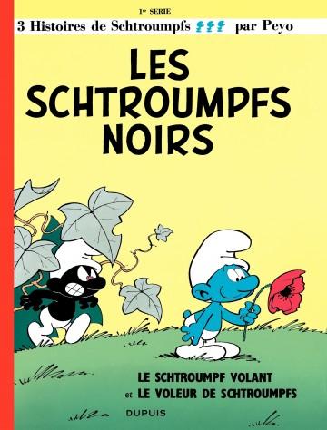 LES SCHTROUMPFS NOIRS - Tome 1 | Peyo