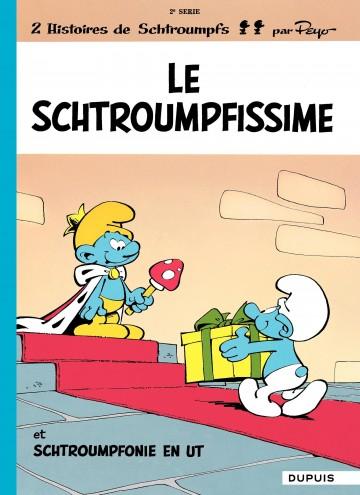 LE SCHTROUMPFISSIME - Tome 2 | Peyo
