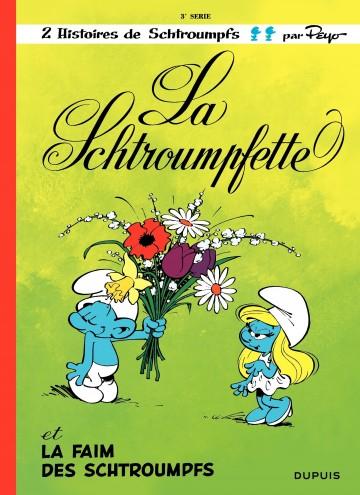 LA SCHTROUMPFETTE - Tome 3 | Peyo