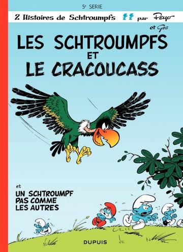 LES SCHTROUMPFS ET LE CRACOUCASS - Tome 5 | Peyo