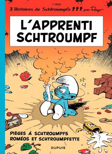 L'APPRENTI SCHTROUMPF - Tome 7 | Peyo