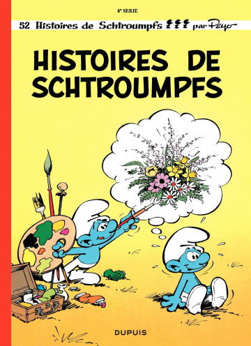 HISTOIRES DE SCHTROUMPFS - Tome 8 | Peyo