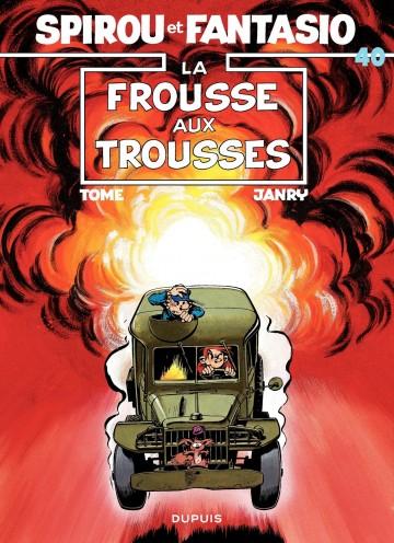 LA FROUSSE AUX TROUSSES - Tome 40 | Tome
