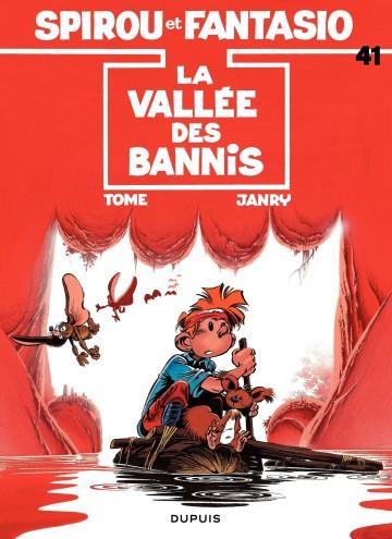 LA VALLEE DES BANNIS - Tome 41 | Tome