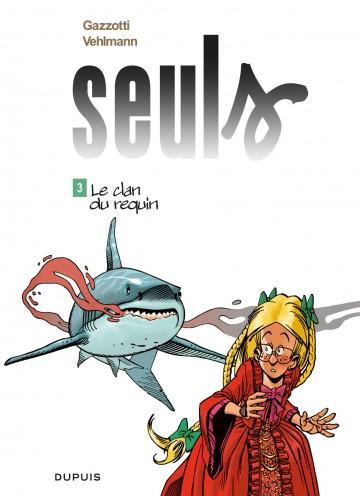 Le clan du requin - Tome 3 | Gazzotti