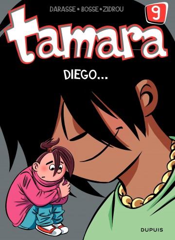 Diego ... - Tome 9 | Zidrou
