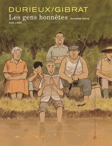 Les gens honnêtes 3 (édition normale) - Tome 3 | Gibrat
