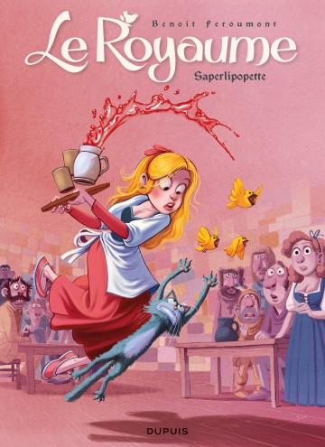 Saperlipopette - Tome 6 | Feroumont