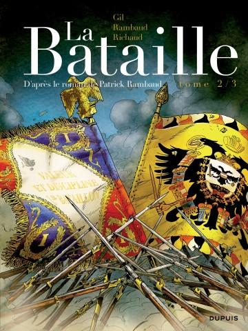 La Bataille 2/3 - Tome 2 | Richaud