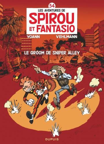 Le groom de Sniper Alley - Tome 54 | Fabien Vehlmann