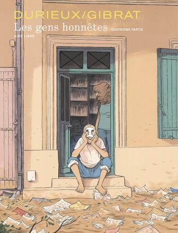 Les gens honnêtes  4 - Tome 4 | Gibrat