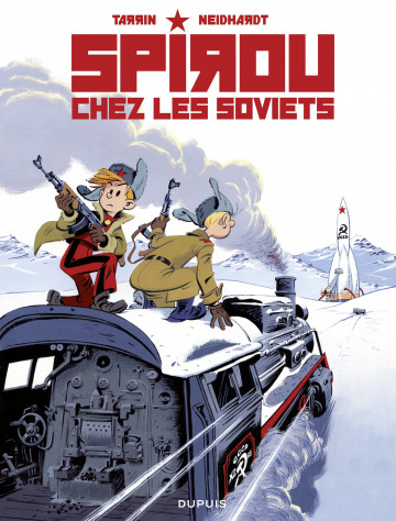 Spirou chez les Soviets - Tarrin