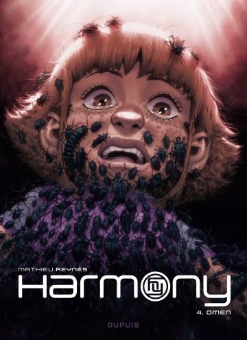 Harmony - tome 4 - Omen - Tome 4 | Reynès