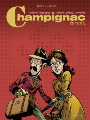 Champignac - Enigma - Tome 0 | Béka